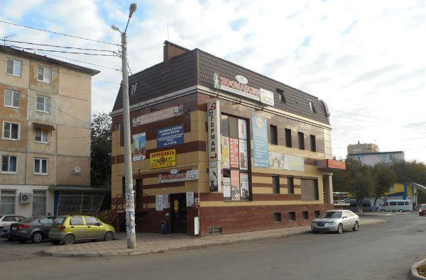 Отдельно стоящее здание на ул. Савушкина, 26А