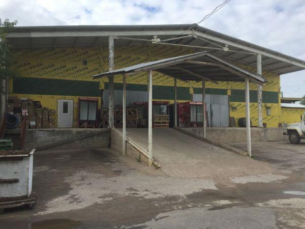 Торгово-складской комплекс на ул. Леона Поземского, 110Е