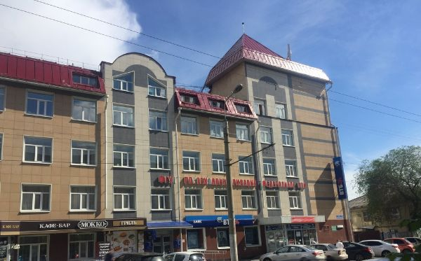 Офисное здание на ул. Куйбышева, 28
