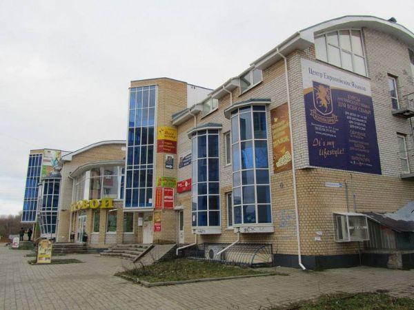 Торгово-офисный комплекс на Ленинградском проспекте, 52Г