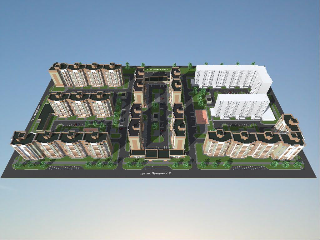 купить квартиру в ЖК Солнечный-2, 9-й Микрорайон