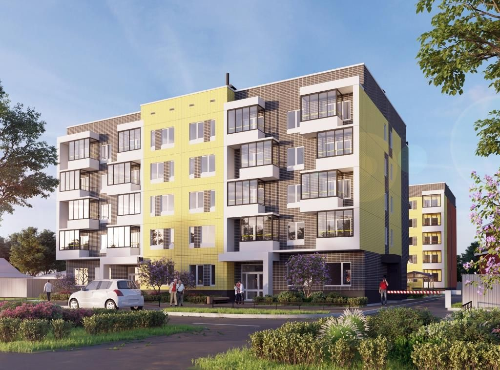 продажа квартир Калина