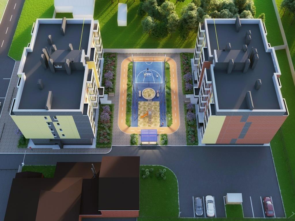 жилой комплекс Калина