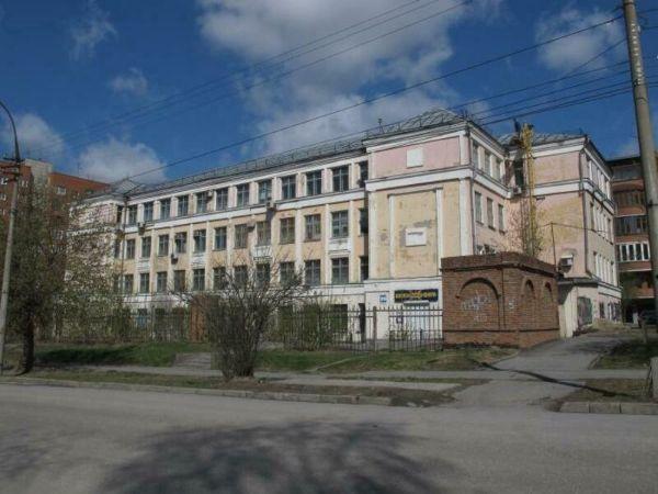 Бизнес-центр на ул. Максима Горького, 39