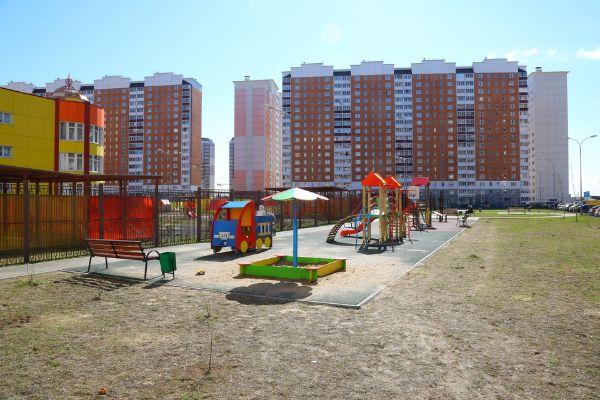 3-я Фотография ЖК «ДОМодедово Парк»