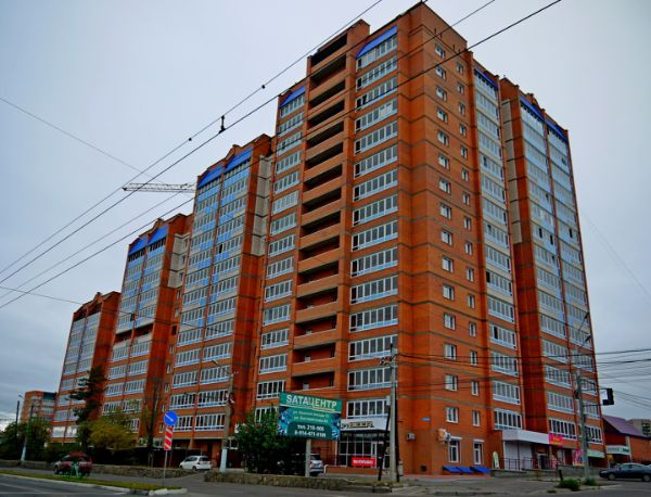 1-я Фотография ЖК «ул. Бабушкина, 4»