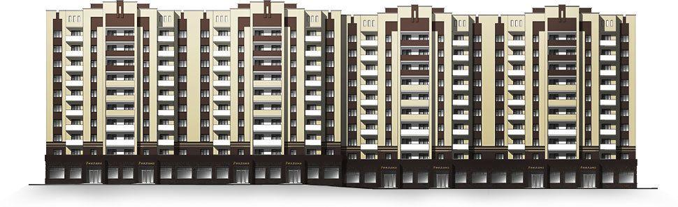 продажа квартир Солнечный-2, 8-й Микрорайон