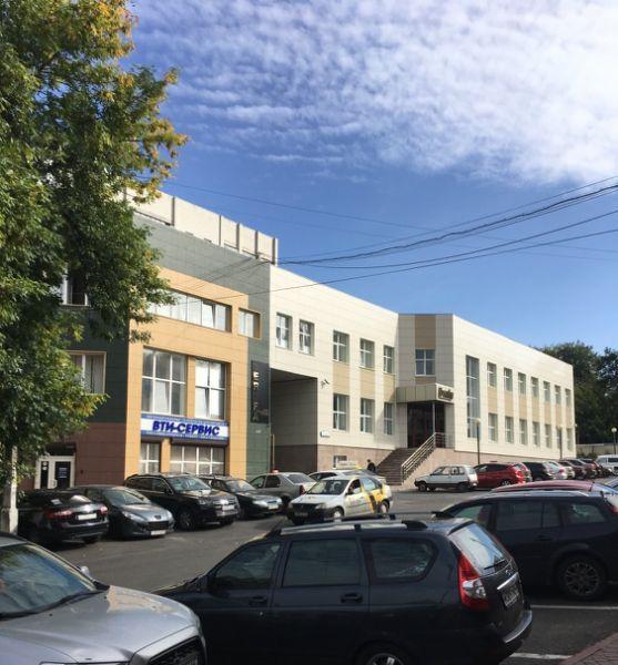 Бизнес-центр на ул. Ватутина, 25