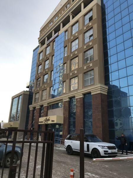 Торгово-офисный комплекс Вафа