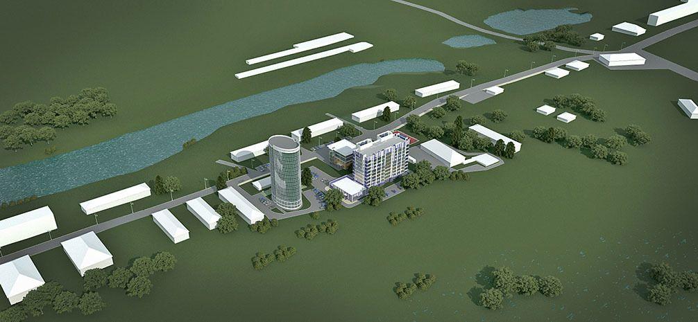 жилой комплекс Волга