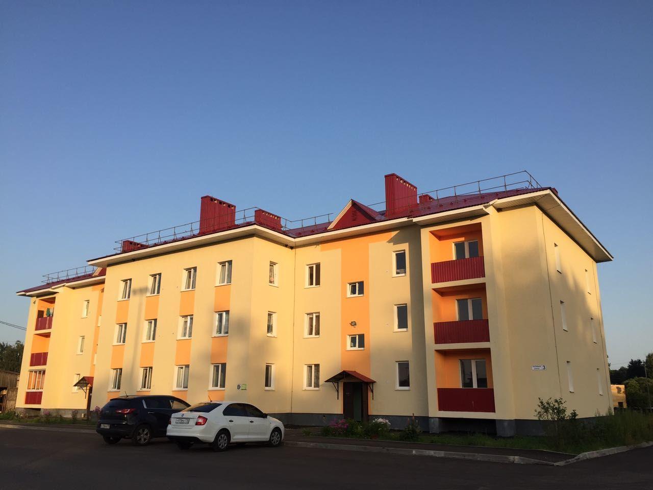 фото ЖК Дзержинского