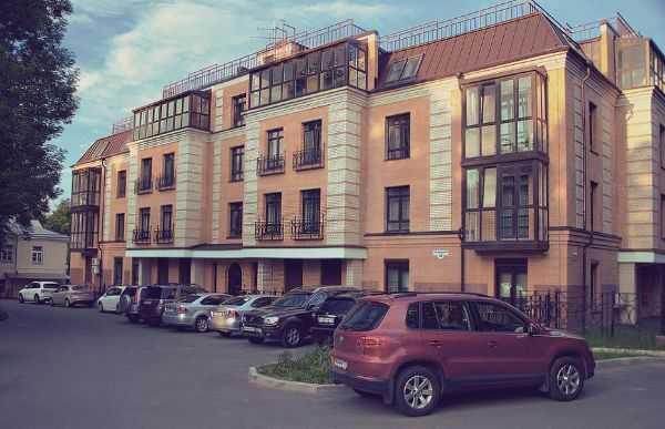 3-я Фотография ЖК «Элитный дом на Московской»