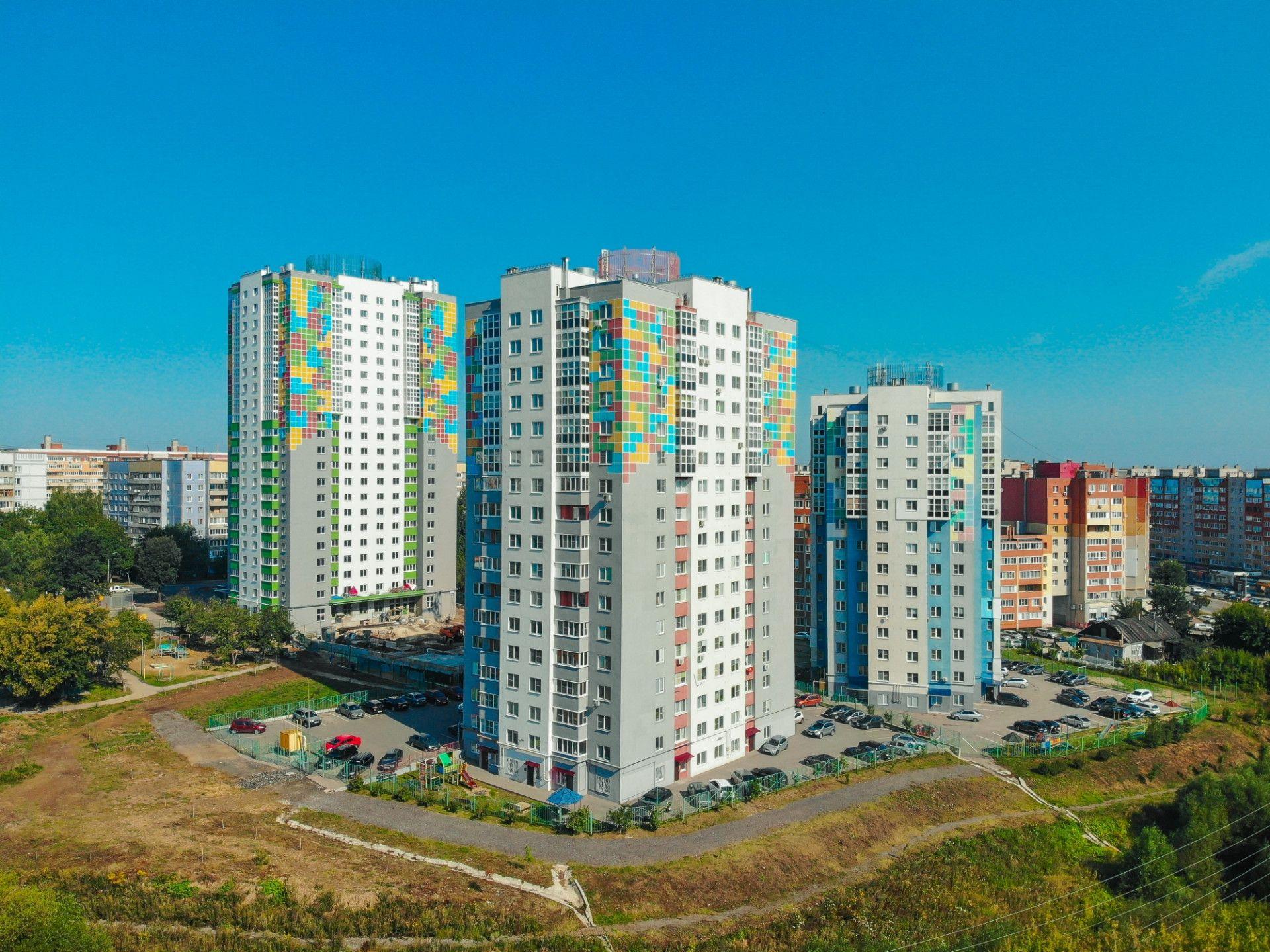 купить квартиру в ЖК по ул. Старое Село