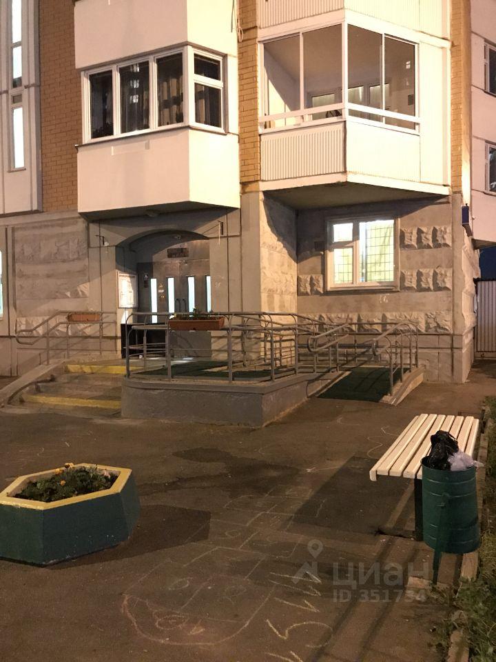 2-к кв. Москва Георгиевская 13 (64 м²)