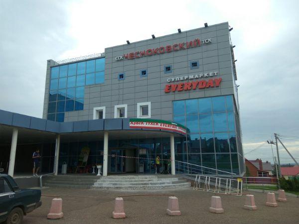Торговый комплекс Чесноковский