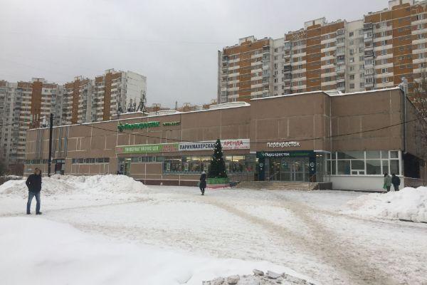 Торгово-офисный комплекс на ул. Никулинская, 21