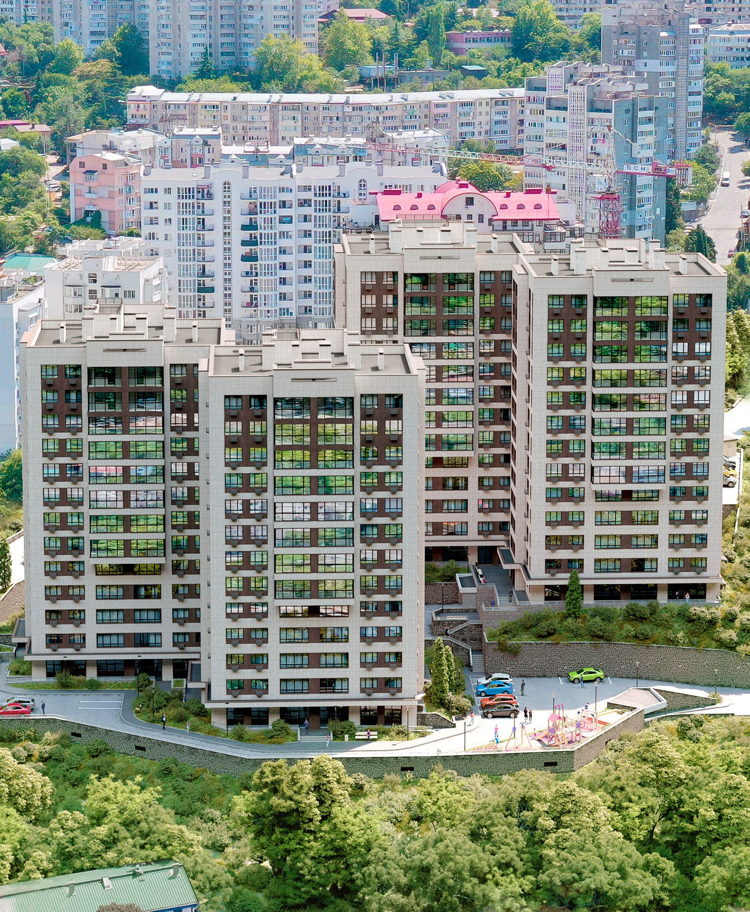 продажа квартир Зенит