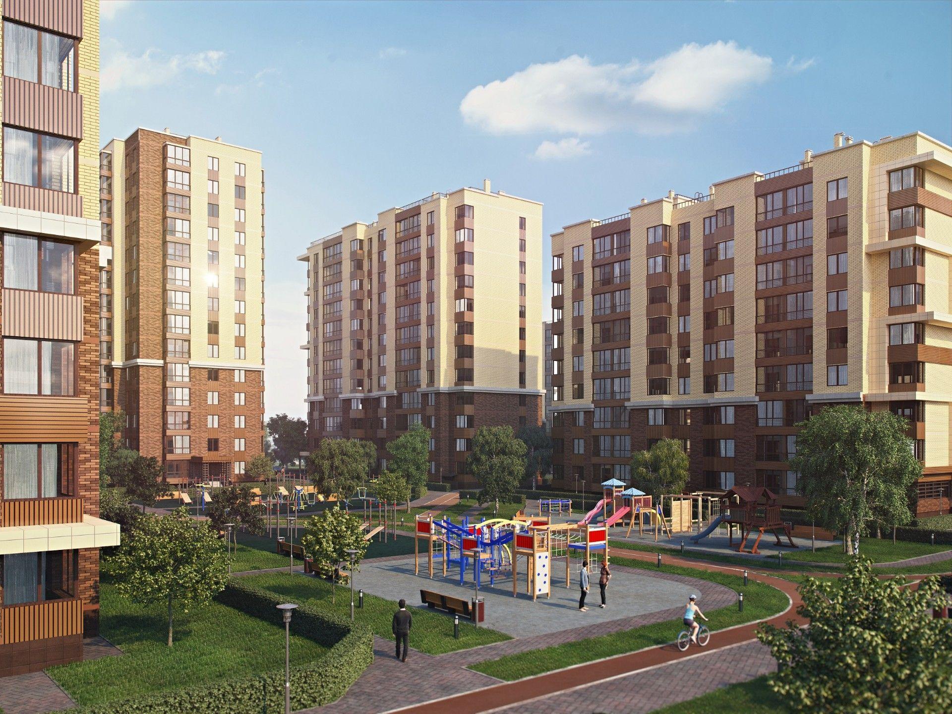 купить квартиру в ЖК Суворовский