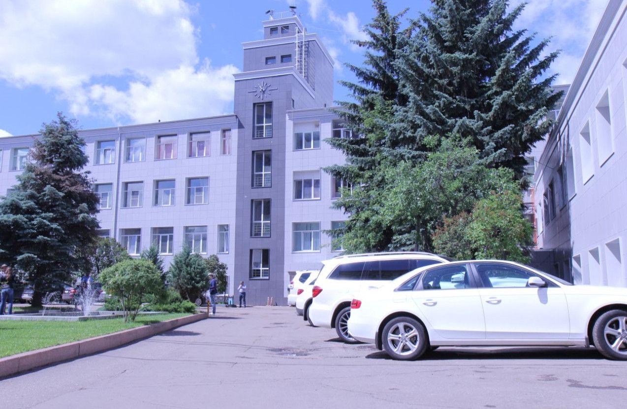 Бизнес Центр Орджоникидзе 11