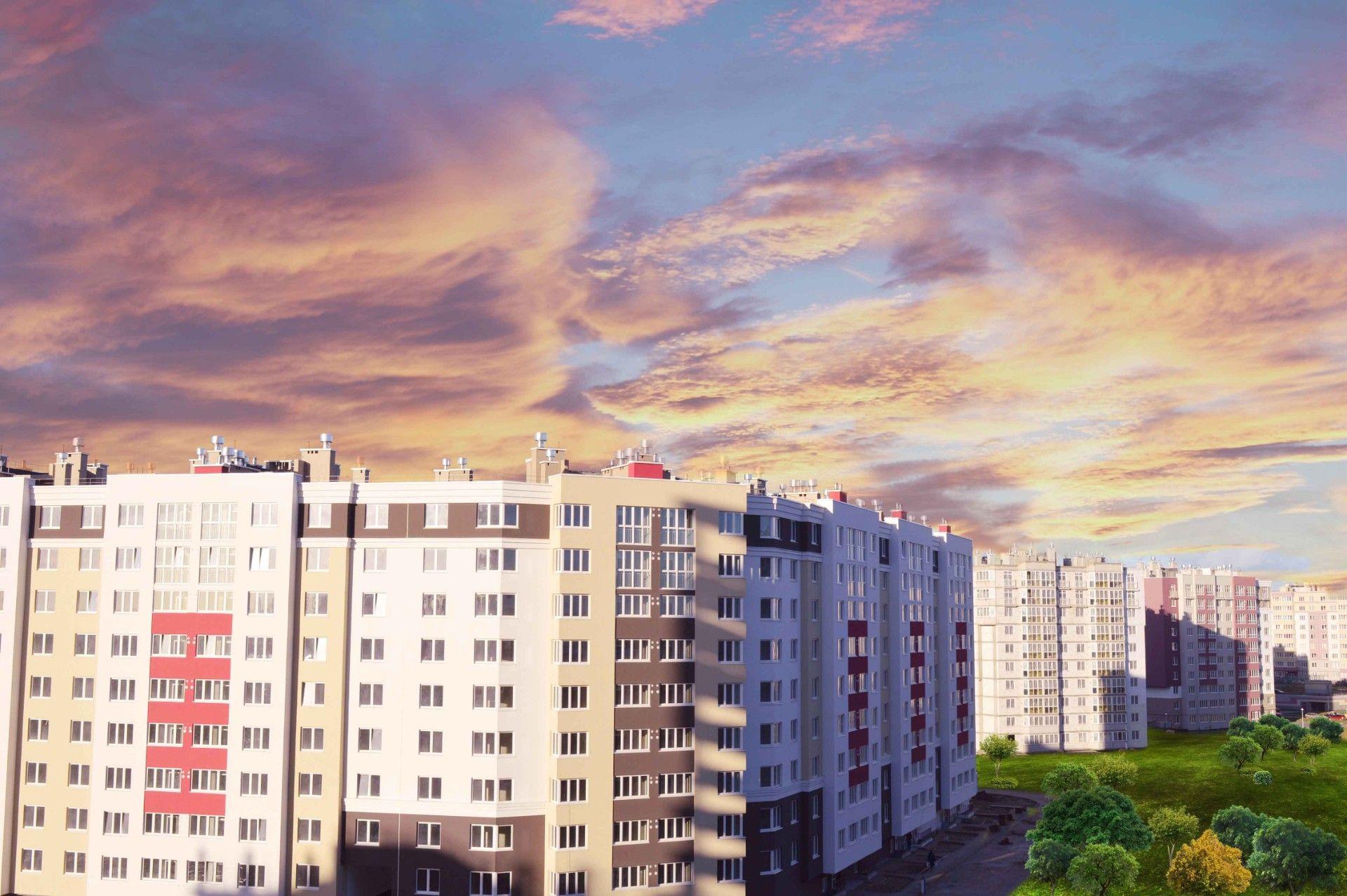 жилой комплекс Восток