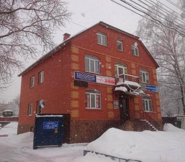 Отдельно стоящее здание на ул. Котельническая, 8А