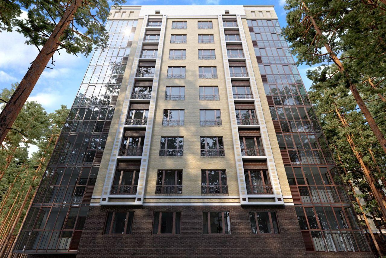 купить квартиру в ЖК Речкуновский парк