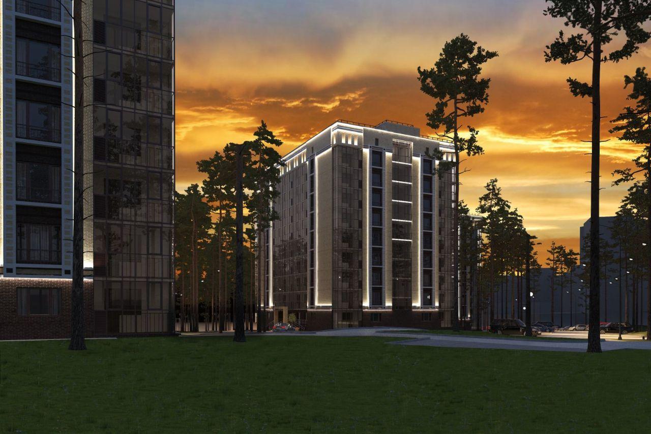 продажа квартир Речкуновский парк