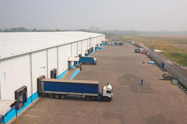 Офисно-складской комплекс Вентура