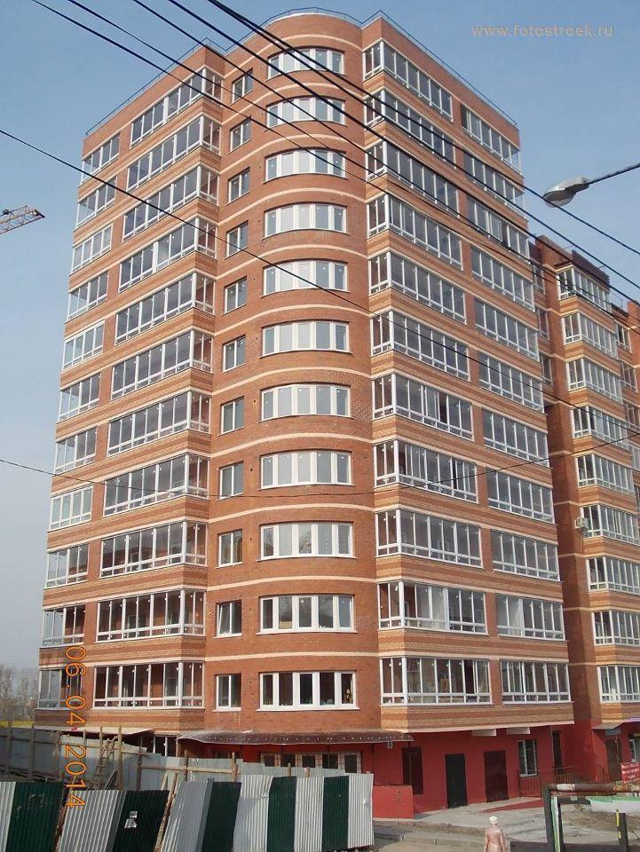 жилой комплекс Глазковский