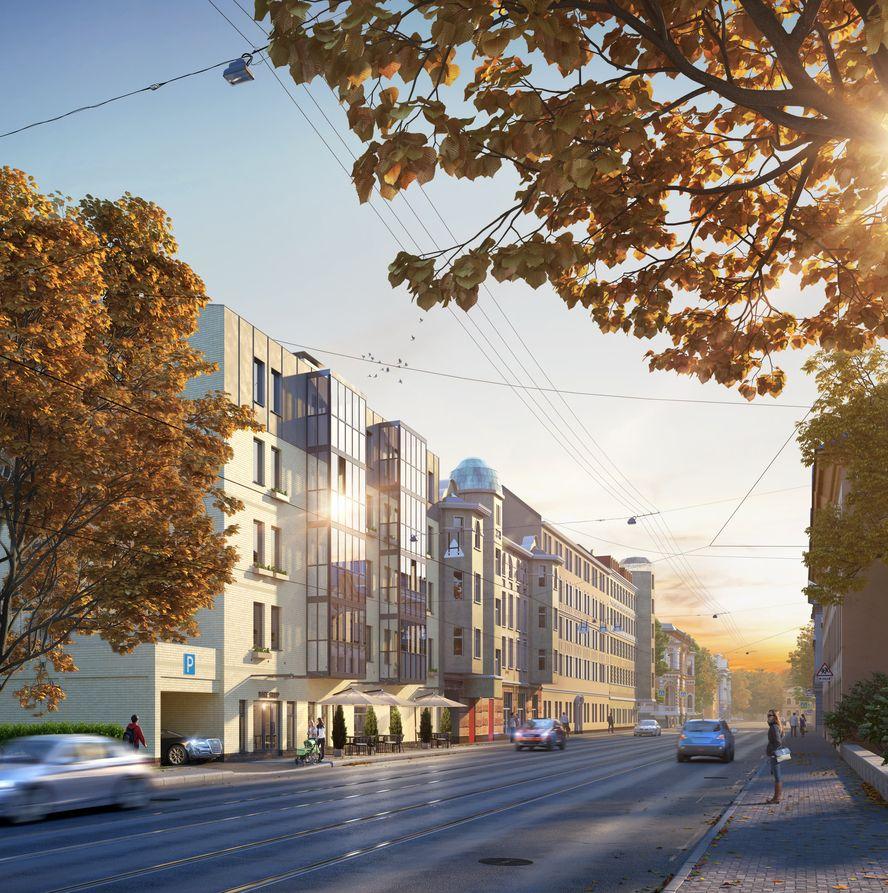 продажа квартир Новый Лиговский