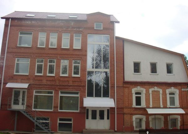 Бизнес-центр на ул. Чапаева, 108А