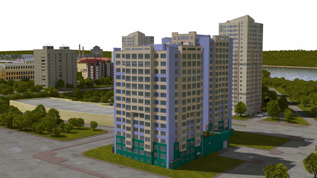 жилой комплекс Каравелла