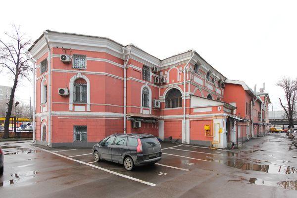 Бизнес-центр на шоссе Энтузиастов, 7