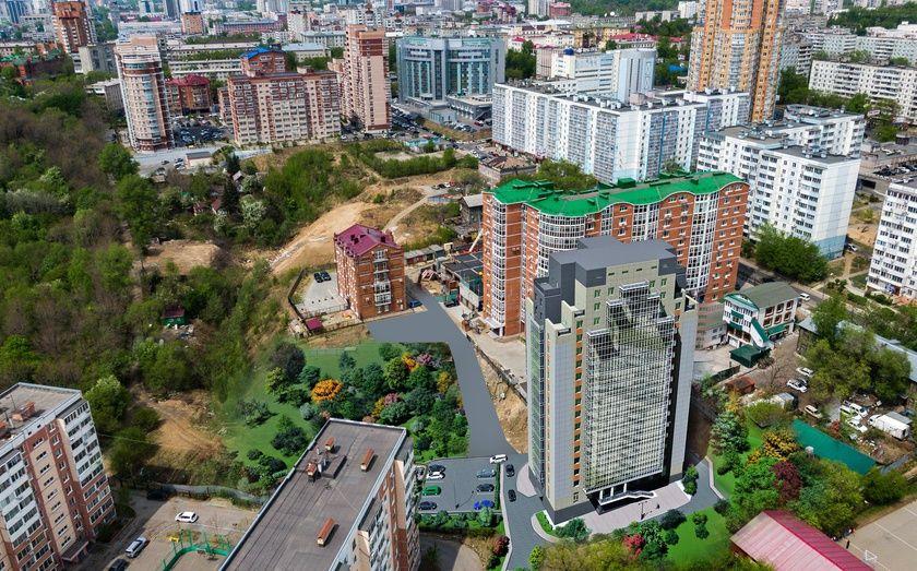 фото ЖК Кетом-парк на Шуранова