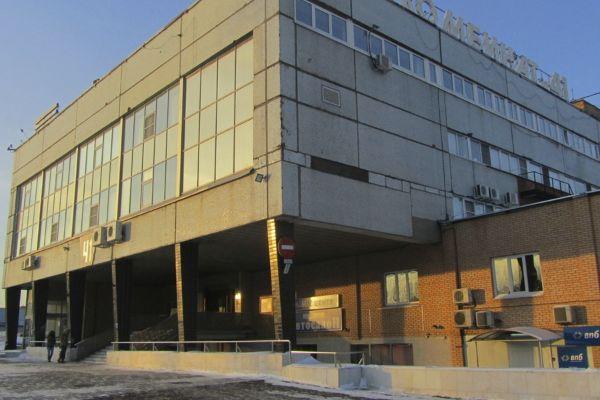 Офисно-складской комплекс на ул. Кантемировская, 59