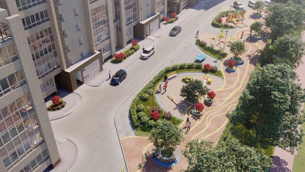 купить квартиру в ЖК Династия
