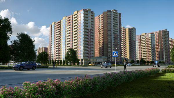 1-я Фотография ЖК «Жилой квартал Бауинвест»