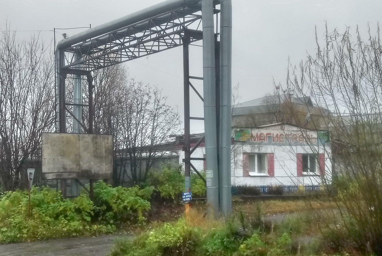 Складском комплексе на Окружном шоссе, 8к1с1