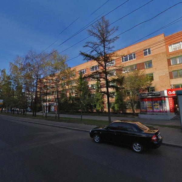 Торгово-офисный комплекс на ул. Карла Маркса, 59А