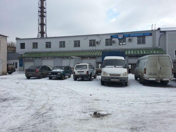 Отдельно стоящее здание на проспекте Ленина, 98Л