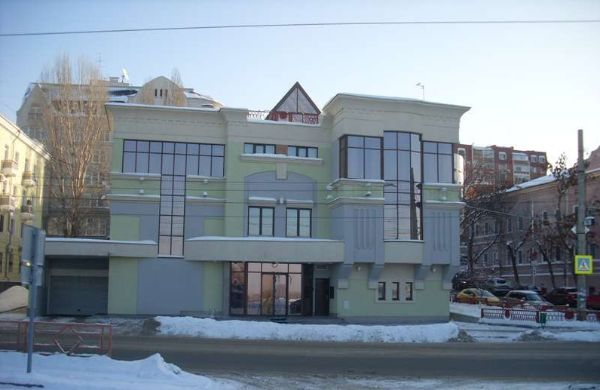 Отдельно стоящее здание на ул. Некрасовская, 2