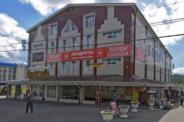 Торгово-офисный комплекс Весна
