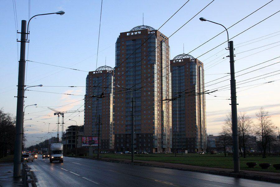 жилой комплекс Международный