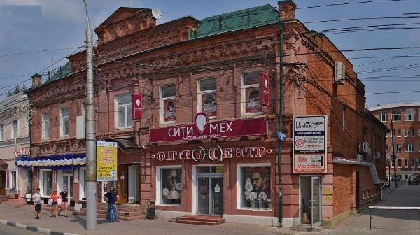 Торгово-офисный комплекс на ул. Советская, 27