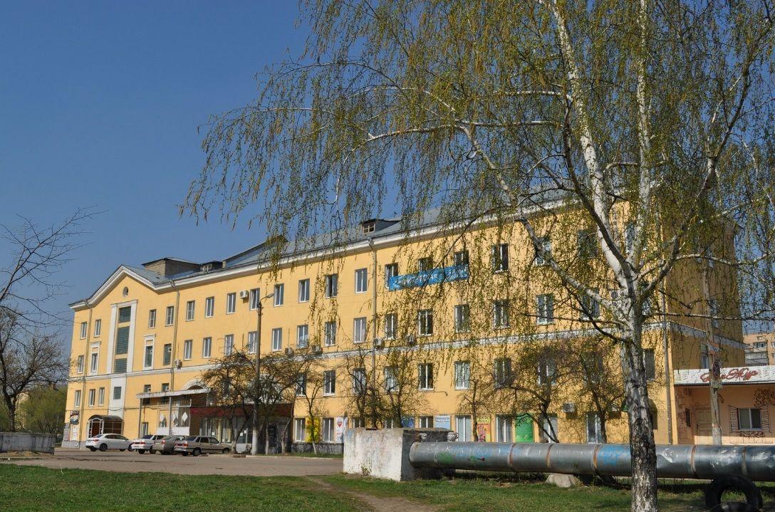 БЦ на набережной Дубровинского, 60