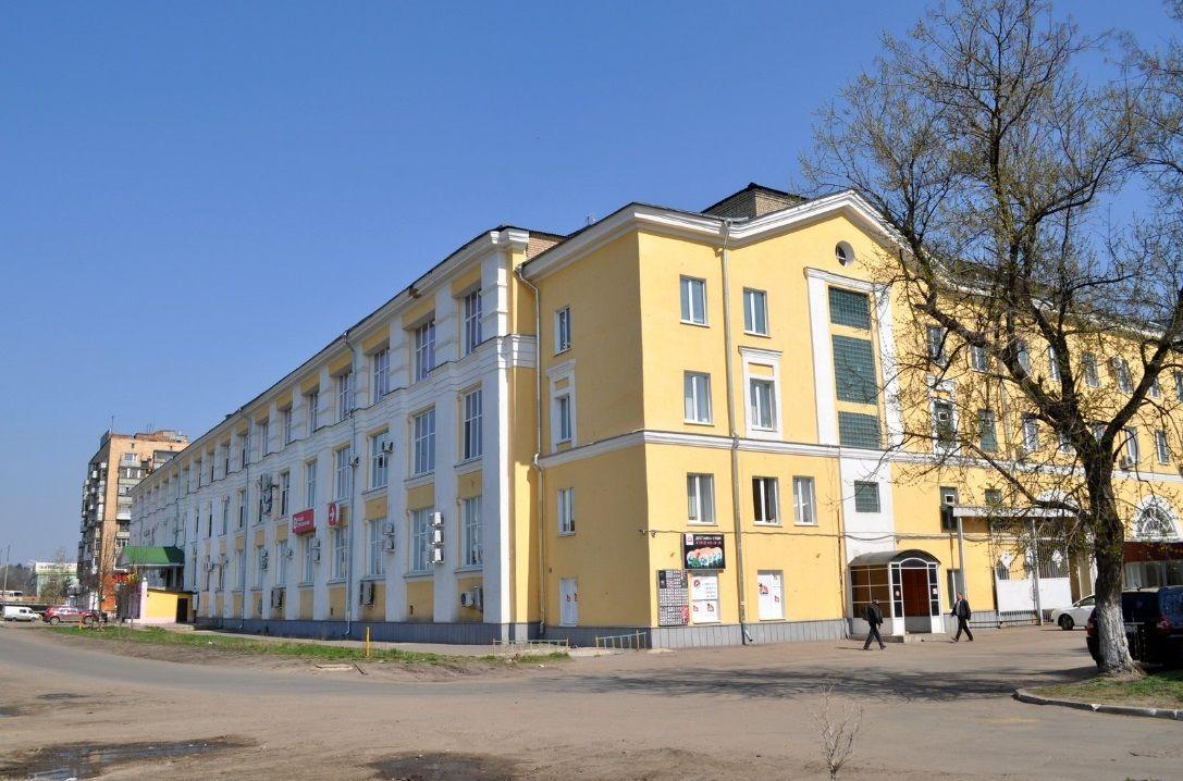 Бизнес Центр на набережной Дубровинского, 60
