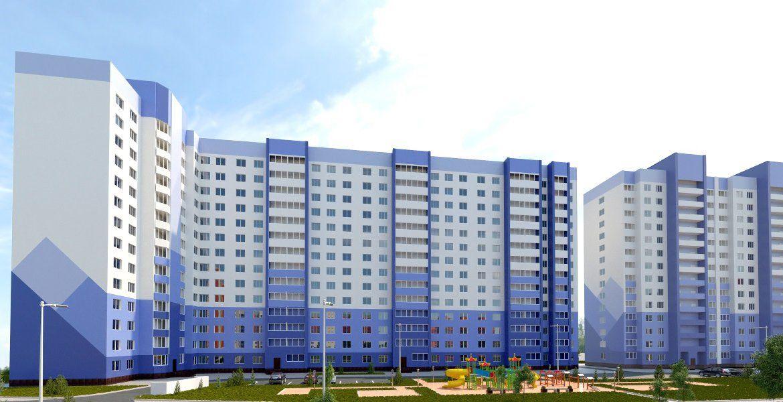 купить квартиру в ЖК Лазурный