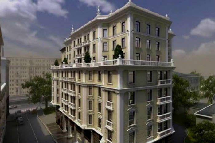 жилой комплекс Каретный плаза (Karetny plaza)