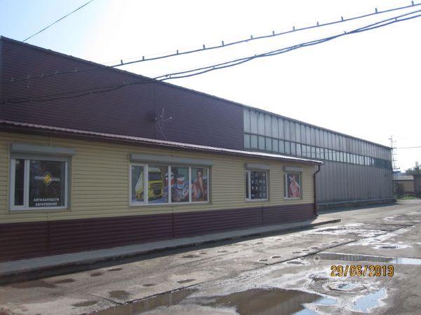 Производственно-складской комплекс на Шуйском шоссе, 8Б