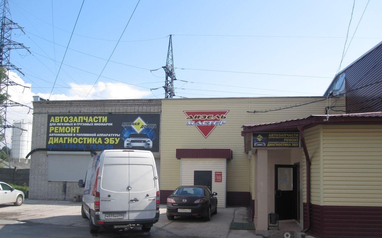 Складском комплексе на Шуйском шоссе, 8Б